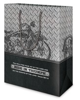 Ride In Triumph Gift Bag, Medium