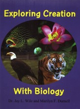 Exploring Creation with Biology, Textbook (1st Edition)