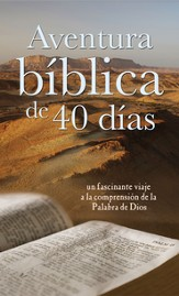 Aventura biblica de 40 dias: 40-Day Bible Adventure - eBook