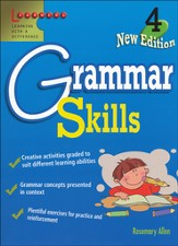 Grammar Skills 4, 2nd Edition