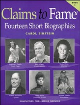 Claims to Fame Book 3