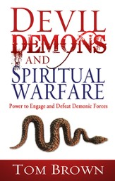 Devil Demons & Spiritual Warfare - eBook