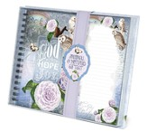 God Of Hope, Owl, Journal and List pad Set