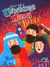 Undercover Heroes Of The Bible, Ages 2-3