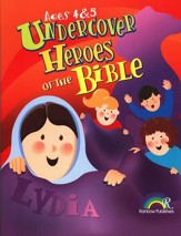 Undercover Heroes of the Bibles, Ages 4-5