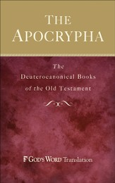 Apocrypha, The: The Deuterocanonical Books of the Old Testament - eBook