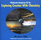 Exploring Creation with Chemistry Companion CD-ROM (1st Edition)