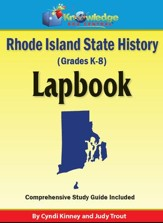 Rhode Island State History Lapbook - PDF Download [Download]