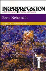 Ezra-Nehemiah: Interpretation Commentary