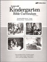 K4 Bible Curriculum (Lesson Plans)