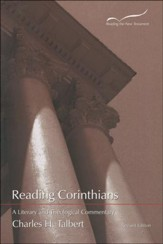 Reading Corinthians: A Literary Theological Commentary
