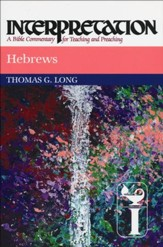 Hebrews: Interpretation Commentary