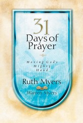 Thirty-One Days of Prayer - eBook