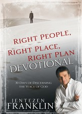 Right People Right Place Right Plan Devotional - eBook
