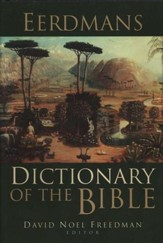 Eerdmans Dictionary of the Bible  - Slightly Imperfect