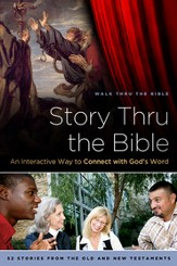 Story Thru the Bible: An Interactive Way to Connect with God's Word - eBook
