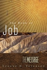 The Message The Book of Job: Led by Suffering to the Heart of God - eBook