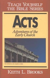 Acts, Teach Yourself the Bible Series