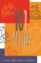 101 Ways to Help People in Need - eBook