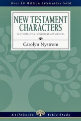 New Testament Characters - PDF Download [Download]