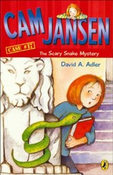 Cam Jansen & the Scary Snake Mystery