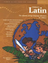 Power-Glide Latin Elementary Extra Workbook