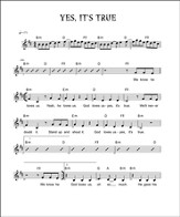 Athens Celebration Vocal Lead Sheets with Chords Download - PDF Download [Download]