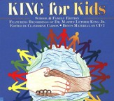 King for Kids, School and Family Edition Audiobook on CD