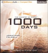 1000 Days: The Ministry of Christ - unabridged audiobook on CD