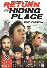Return to the Hiding Place, DVD