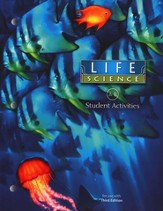 BJU Life Science Student Activities Manual, Third Edition