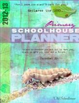 2012-2013 Primary Schoolhouse Planner - PDF Download [Download]