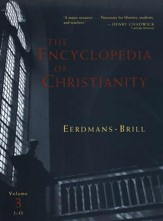 The Encyclopedia of Christianity, Volume 3 (J-O)