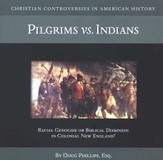 Pilgrims vs. Indians            - Audiobook on CD