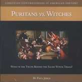Puritans vs. Witches             - Audiobook on CD