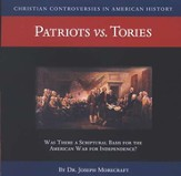 Patriots vs. Tories            - Audiobook on CD