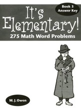 It's Elementary! Book 3 Answer Key