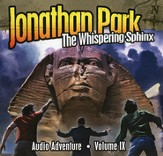 Jonathan Park #9: The Whispering Sphinx, Audio CDs