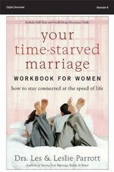 Time Mines N Where You're Sure to Strike Gold: Your Time-Starved Marriage Workbook for Women, Session 6 - PDF Download [Download]