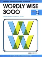 Wordly Wise 3000, Grade 3, 2nd Edition