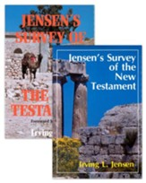 Jensen Survey-2 Volume Set-Old and New Testaments - eBook