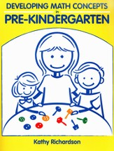 Developing Math Concepts in Pre-Kindergarten