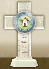 Pedestal Cross, Home