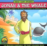 Bible Camp Stories: Jonah and the Whale