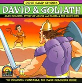 Bible Camp Stories: David and Goliath