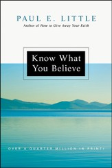 Know What You Believe - PDF Download [Download]