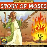 Bible Camp Stories: Story of Moses