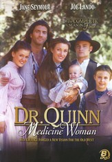 Dr. Quinn, Medicine Woman: Season 4, DVD Set