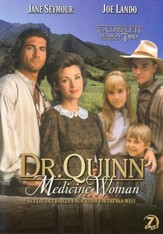 Dr. Quinn, Medicine Woman: Season 2, DVD Set