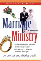 Marriage Ministry: A Guidebook